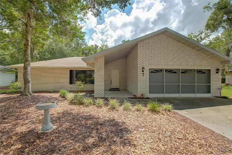Homes For Sale In The Sugarmill Woods Cypress Villag