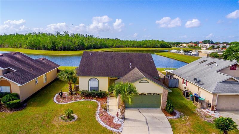 O5701358 Orlando Waterfront Homes, Single Family Waterfront Homes FL