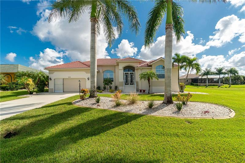 Homes For Sale In The Punta Gorda Isles Sec 21 Subdivision