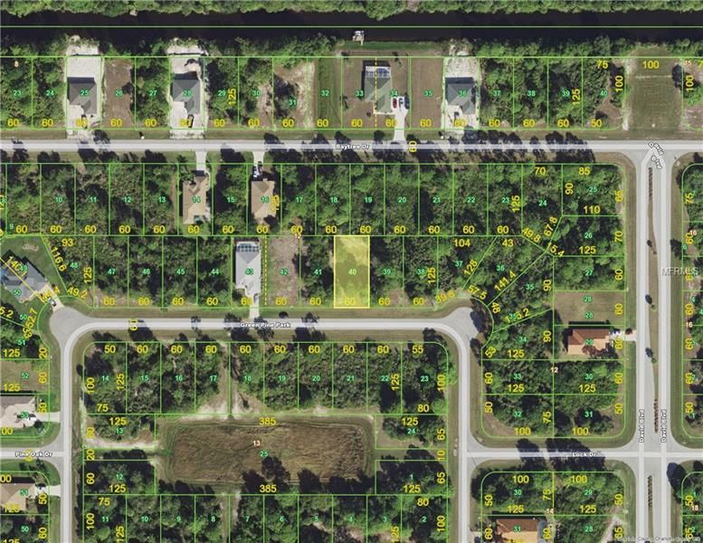 126 GREEN PINE, ROTONDA WEST, FL, 33947
