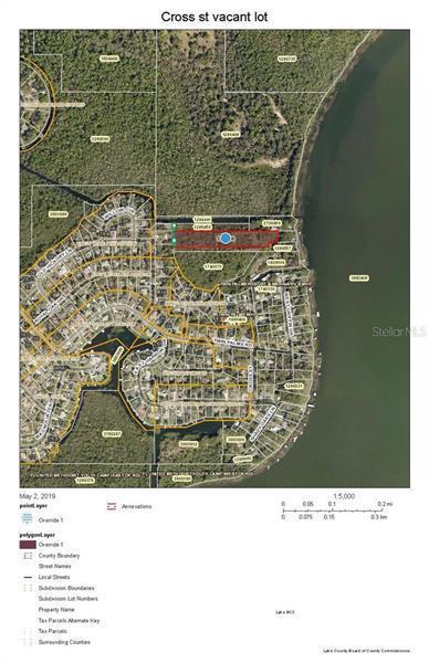 35416 CROSS, FRUITLAND PARK, FL, 34731