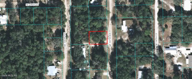 TBD NE 147TH, FORT MCCOY, FL, 32134