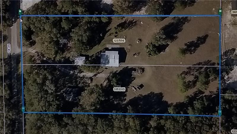 41120  COUNTY ROAD 25,  WEIRSDALE, FL