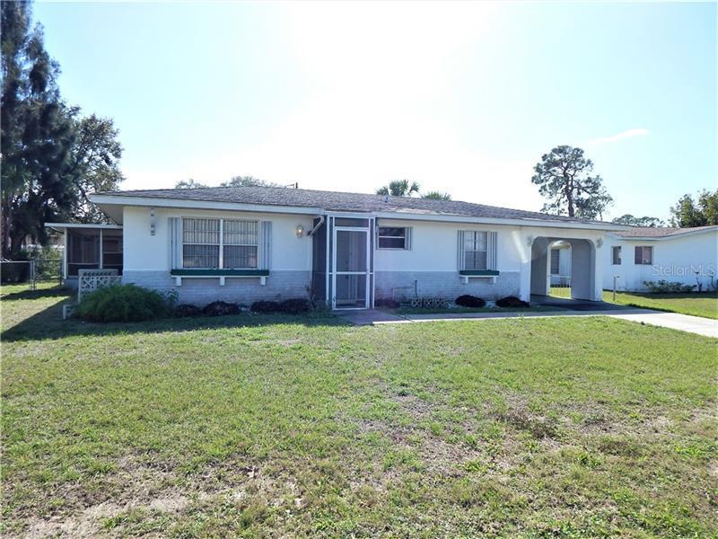 23015  MCNULTY,  PORT CHARLOTTE, FL