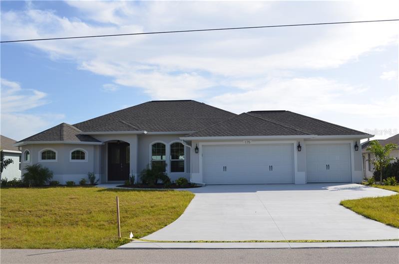 175  FAIRWAY,  ROTONDA WEST, FL