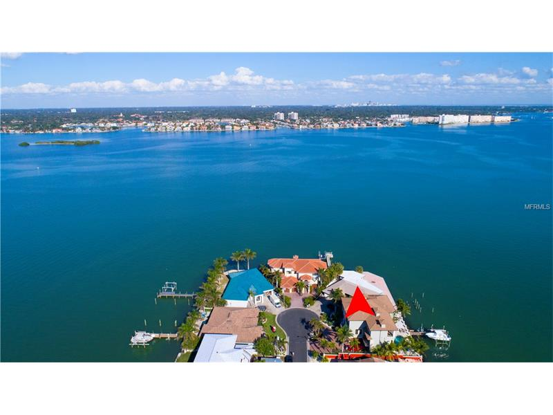 BRIGHTWATER BEACH ESTATES PT R - ST PETE BEACH - U7840626-7