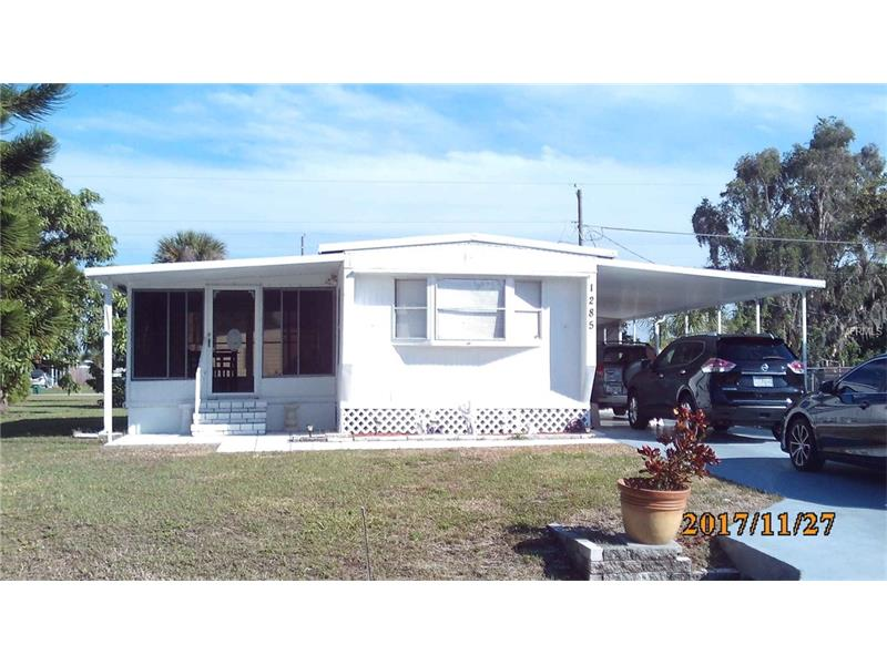 1285  SEAGULL (LOT 6),  ENGLEWOOD, FL