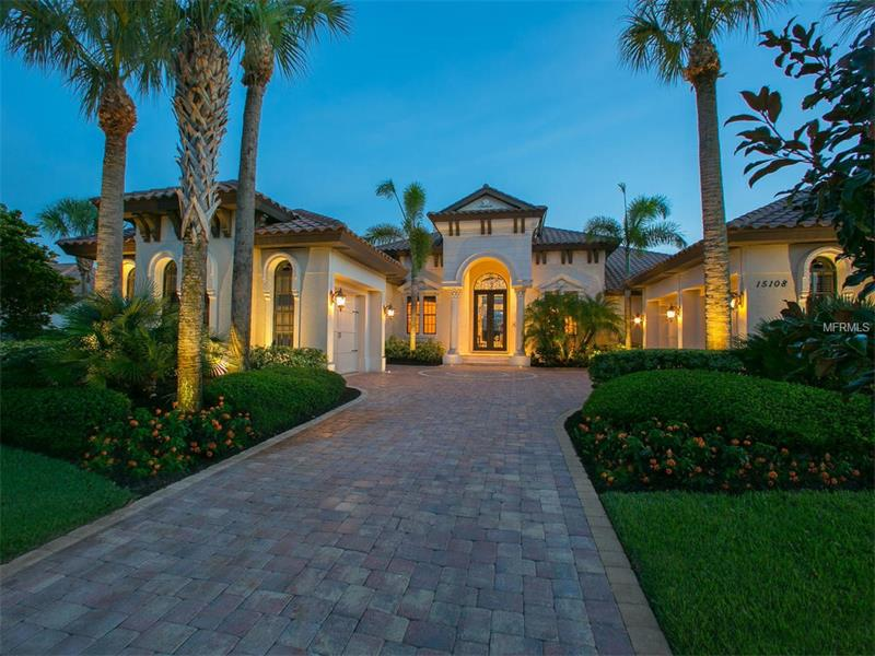 15108  CAMARGO,  LAKEWOOD RANCH, FL