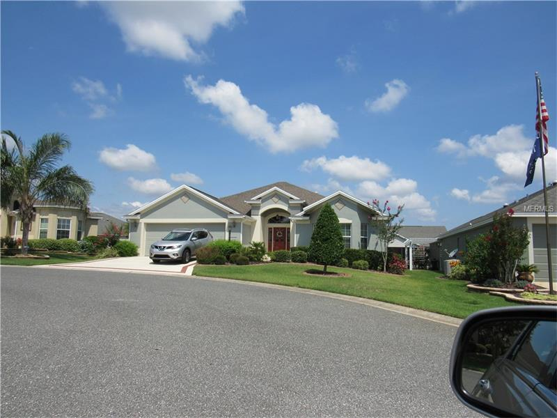 2402  BENNETTSVILLE,  THE VILLAGES, FL