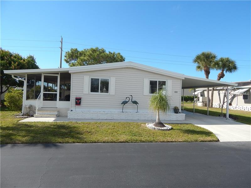 410  LONGWOOD,  VENICE, FL