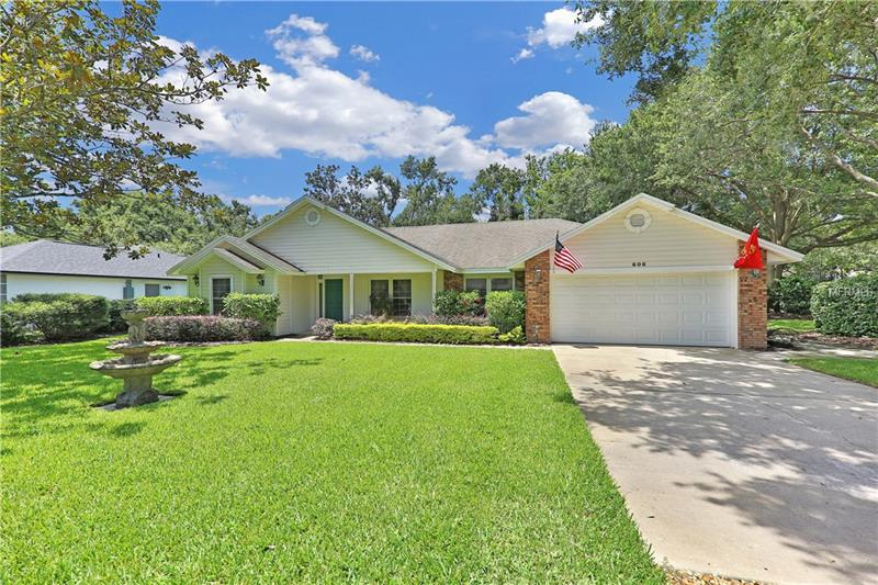 Reduced 50k Expansive Ranch Home With 5 Car Garage: Windermere Homes, FL Single Family Homes For Sale, Houses