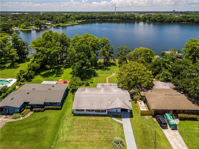 O5716594 Winter Park Waterfront Homes, Single Family Waterfront Homes FL