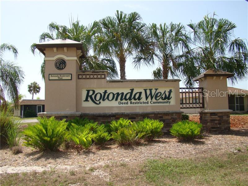 78 BROADMOOR, ROTONDA WEST, FL, 33947