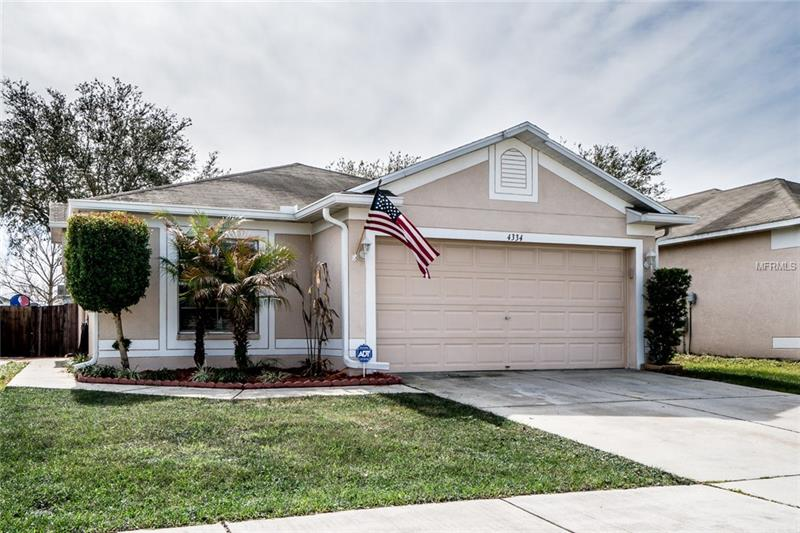 4334  COUNTRY HILLS,  PLANT CITY, FL
