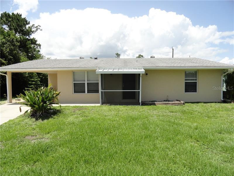 22320  YONKERS AVE.,  PORT CHARLOTTE, FL