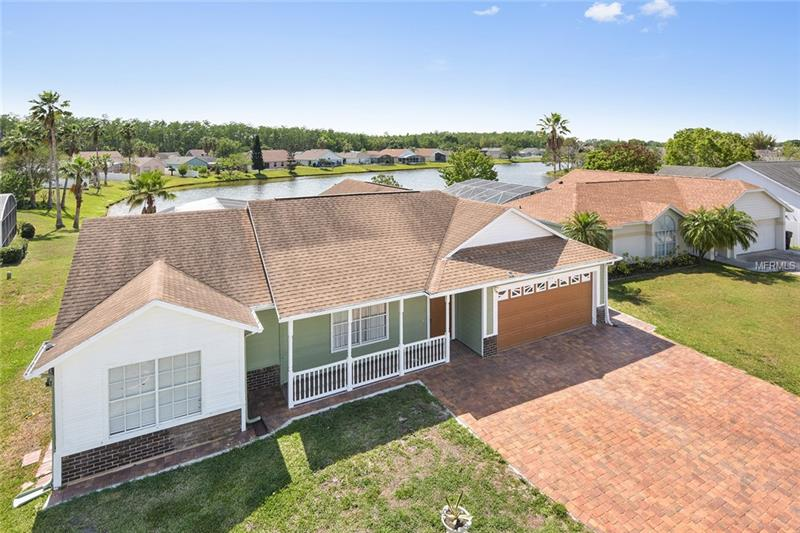 O5702428 Kissimmee Waterfront Homes, Single Family Waterfront Homes FL