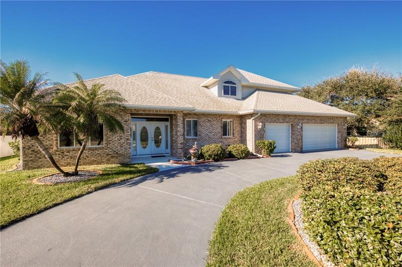 106  PONCE TERRACE,  PONCE INLET, FL