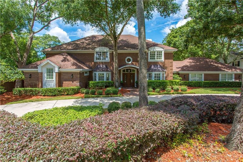 O5563595 Winter Park Waterfront Homes, Single Family Waterfront Homes FL