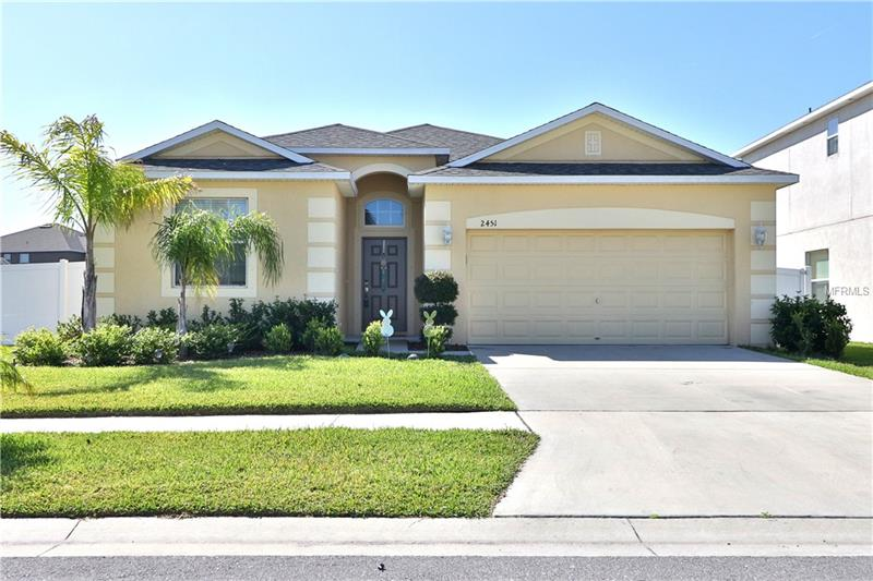 2451  DOVESONG TRACE,  RUSKIN, FL