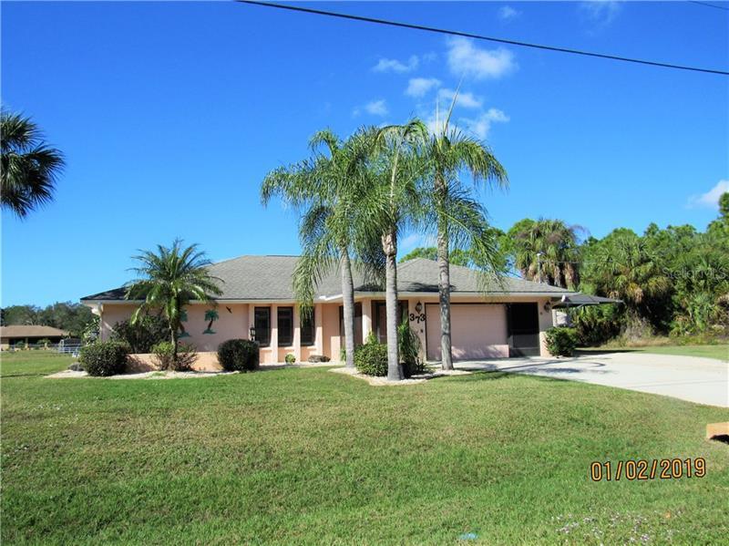 373  FOUNTAIN,  PORT CHARLOTTE, FL