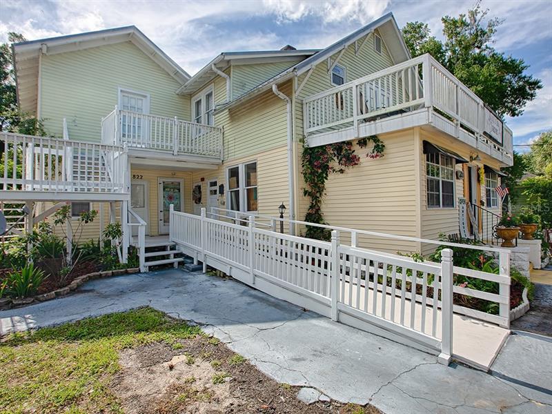 822 N DONNELLY ST, MOUNT DORA, FL, 32757