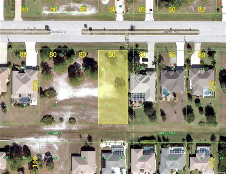 236 E ROTONDA, ROTONDA WEST, FL, 33947