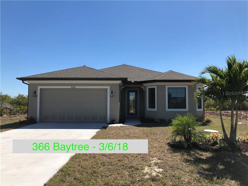 366  BAYTREE,  ROTONDA WEST, FL