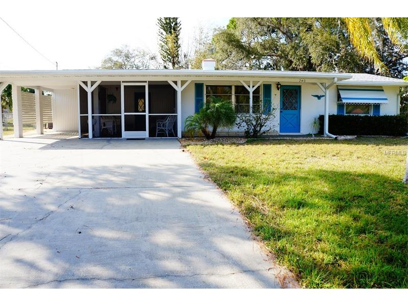 740  ORCHARD,  ENGLEWOOD, FL