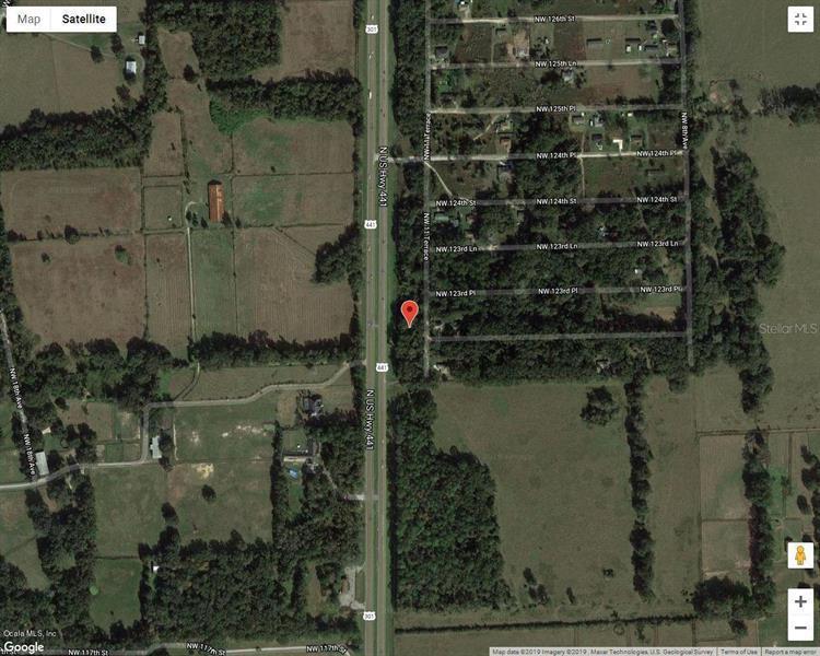 Lot 9 N US Hwy 441, CITRA, FL, 32113