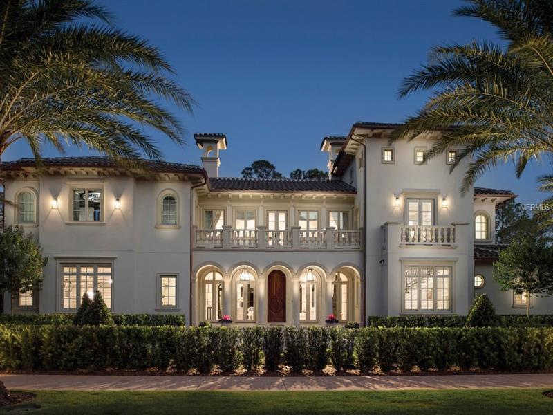 Prime Orlando Luxury Homes Properties Fl Home Interior And Landscaping Dextoversignezvosmurscom