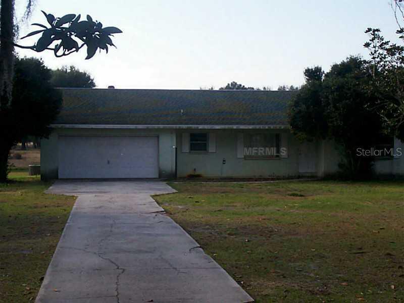 3853  CR 621,  BUSHNELL, FL