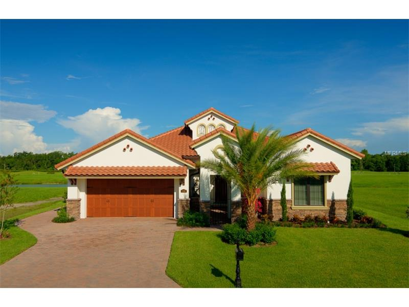 Single Family for Sale at 2961 Sanctuary Circle Lakeland, Florida 33803 United States