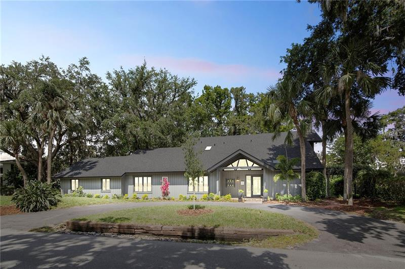 O5702697 Winter Park Waterfront Homes, Single Family Waterfront Homes FL