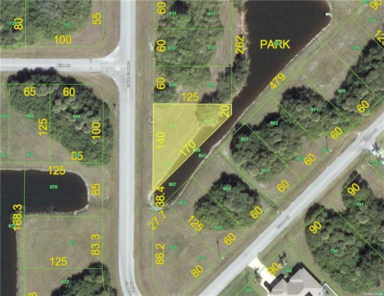 250 INDIAN CREEK, ROTONDA WEST, FL, 33947