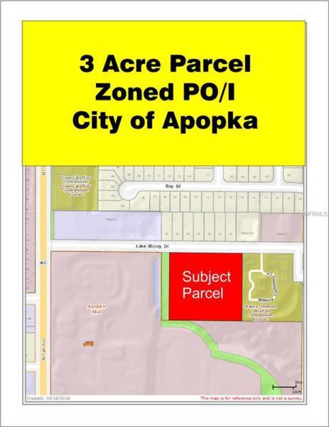 230 LAKE MCCOY, APOPKA, FL, 32712