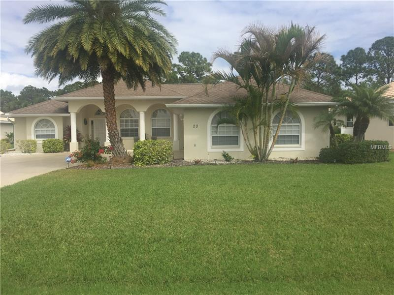20  SPORTSMAN,  ROTONDA WEST, FL