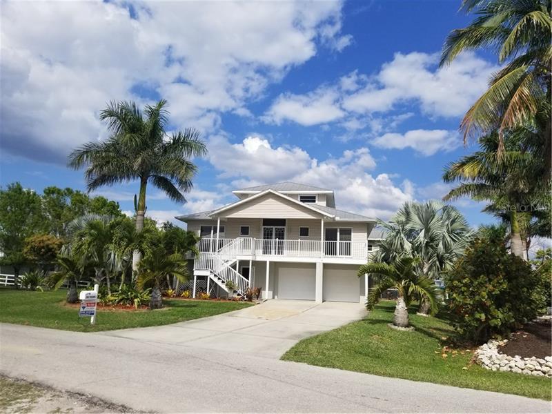 24160  TREASURE ISLAND,  PUNTA GORDA, FL