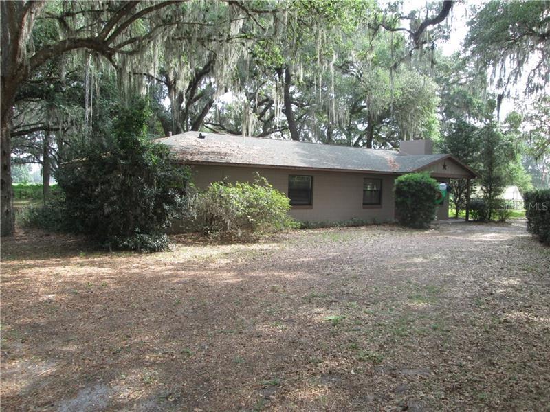 2650  CR 564,  BUSHNELL, FL