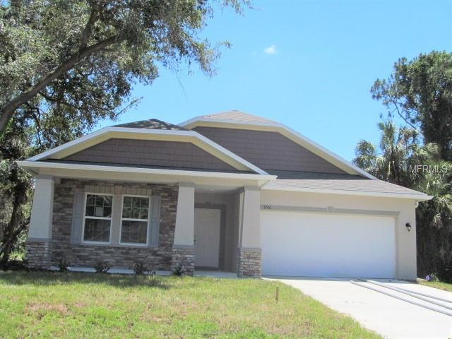 1706  KIRKWOOD,  NORTH PORT, FL
