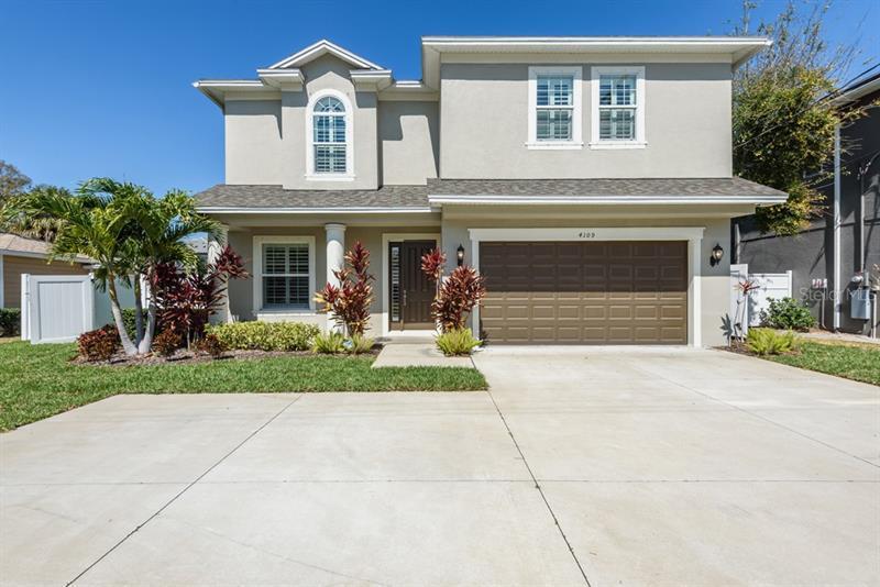 4109 W NEPTUNE,  TAMPA, FL